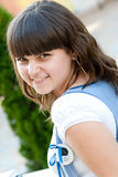 Teenager portrait Stock Images