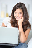 Teenager portrait Royalty Free Stock Photography