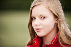 Teenager Portrait Royalty Free Stock Photos