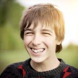 Teenager Portrait outdoor Stock Photography