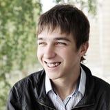 Teenager Portrait outdoor Stock Image