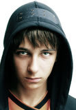 Teenager Portrait Stock Image