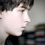 Teenager Portrait Royalty Free Stock Photo