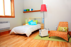 Teenager room royalty free stock images