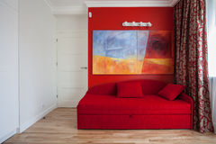 Teenager's room Royalty Free Stock Images