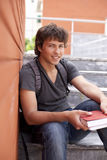 Teenager student Stock Images