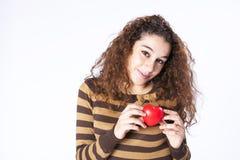 Teenager woman Studio Stock Photos