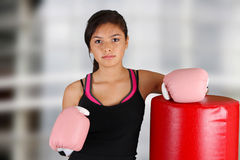 Teenager Workout Royalty Free Stock Photos