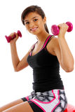 Teenager Workout Stock Photos