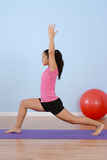 Teenager Workout Stock Images