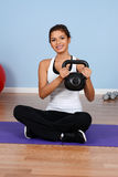 Teenager Workout Stock Photography