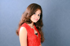 Teenager Young Girl Royalty Free Stock Image