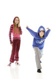 Teenagers 1 Royalty Free Stock Photography