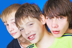 Teenagers Stock Image