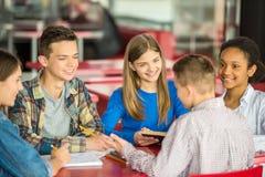 teenagers fotografia de stock royalty free
