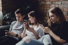 teenagers imagem de stock