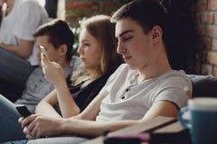 teenagers fotografia de stock