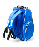 Teenagers backpack Stock Images