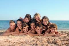 Teenagers Stock Photography