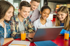 Teenagers Stock Photo