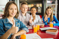 Teenagers Royalty Free Stock Photography