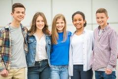 Teenagers Royalty Free Stock Photos