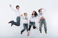 Teenagers II. Asian Ethnicity Stock Photo