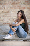 Teenagers problems Royalty Free Stock Photography