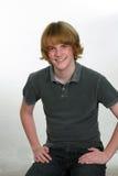 Teenboy21 Royalty Free Stock Photography