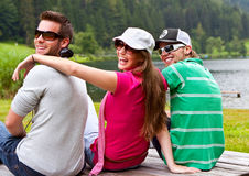 Teens 24 Royalty Free Stock Image