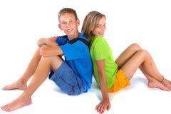 Teens Stock Image