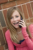 Teens Royalty Free Stock Photo