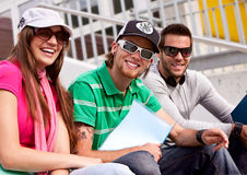 Teens 35 Royalty Free Stock Photography