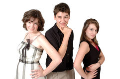 Teens Royalty Free Stock Photos