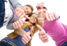 Teens enjoy Stock Photos