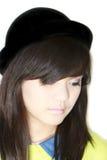 Teens Portrait. Asian teens portrait face closeup Royalty Free Stock Photography