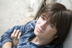 Teens problems Royalty Free Stock Images