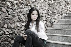Teens problems. Royalty Free Stock Photos