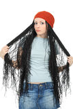 Teens style Royalty Free Stock Images