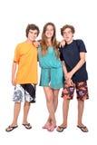 Teens summer Royalty Free Stock Photos