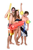 Teens summer Stock Photography