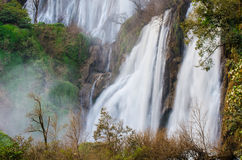 Teeorsu waterfall Royalty Free Stock Photography
