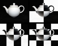 Teepots Royalty Free Stock Image
