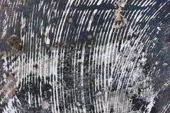 Teer weefselvlekken op een canvas Stock Foto's