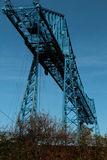 Tees transporter bridge Royalty Free Stock Photo
