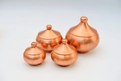 Teeschalengruppe Lizenzfreies Stockfoto