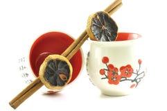 Teeschutzkappen Lizenzfreie Stockfotografie