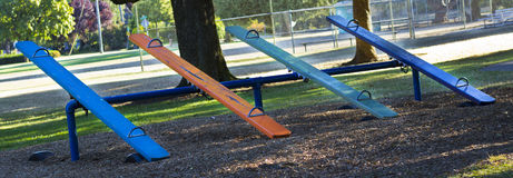 Teeter Totter Stock Images
