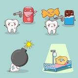 Teeth-1-537 Fotografie Stock Libere da Diritti