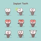 Teeth-1-557 Immagine Stock